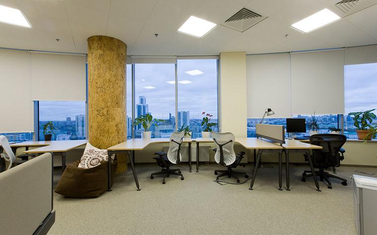 Дизайн офиса. офисы из проекта , фото №18546