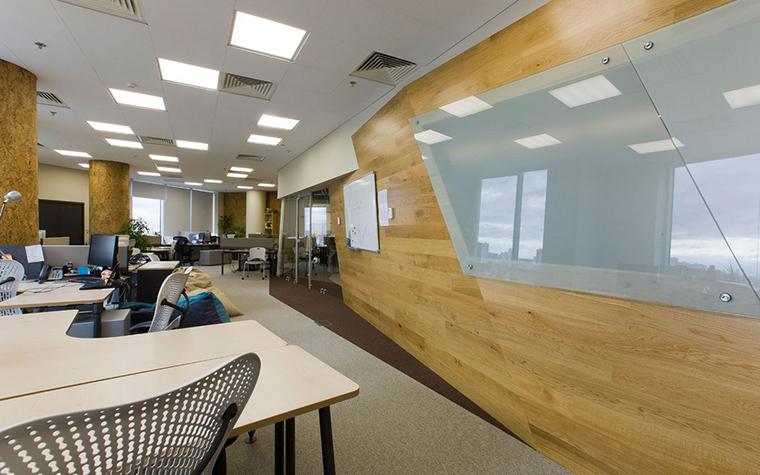 Дизайн офиса. офисы из проекта , фото №18547