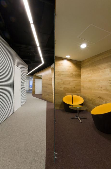 Дизайн офиса. офисы из проекта , фото №18532