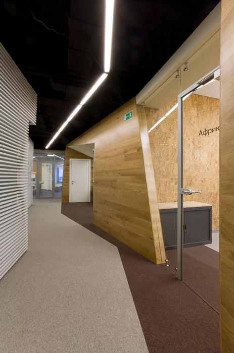 Дизайн офиса. офисы из проекта , фото №18533