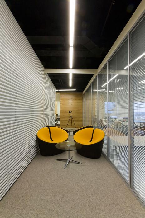 Дизайн офиса. офисы из проекта , фото №18535
