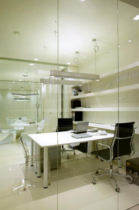 Дизайн офиса. офисы из проекта , фото №19919