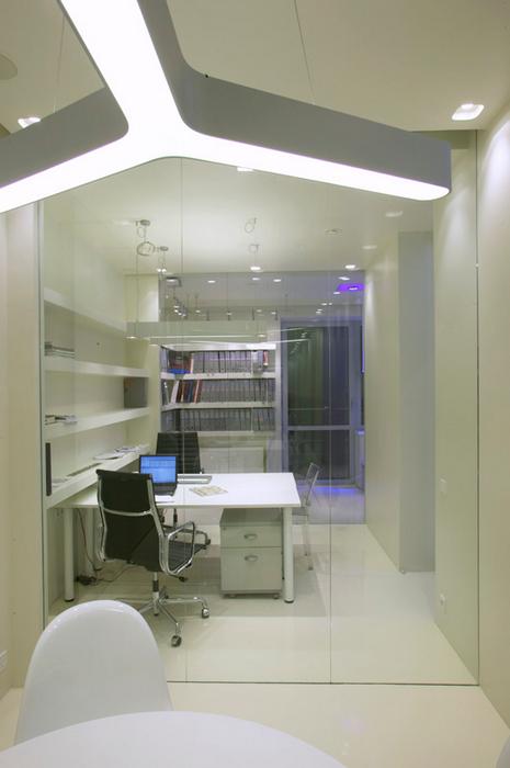 Дизайн офиса. офисы из проекта , фото №19920