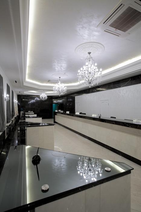 Дизайн офиса. офисы из проекта , фото №20462
