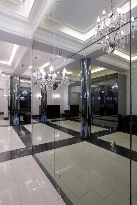 Дизайн офиса. офисы из проекта , фото №20454