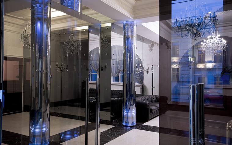 Дизайн офиса. офисы из проекта , фото №20457