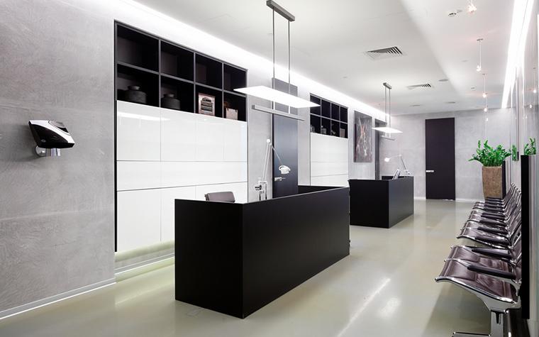 Дизайн офиса. офисы из проекта , фото №20914