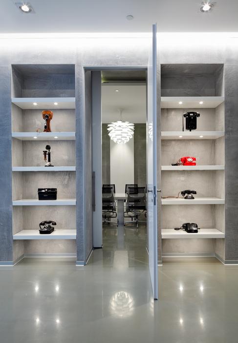 Дизайн офиса. офисы из проекта , фото №20922