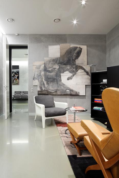 Дизайн офиса. офисы из проекта , фото №20925