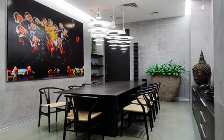 Дизайн офиса. офисы из проекта , фото №20926
