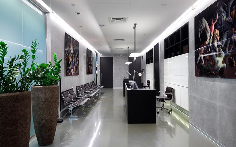 Дизайн офиса. офисы из проекта , фото №20916