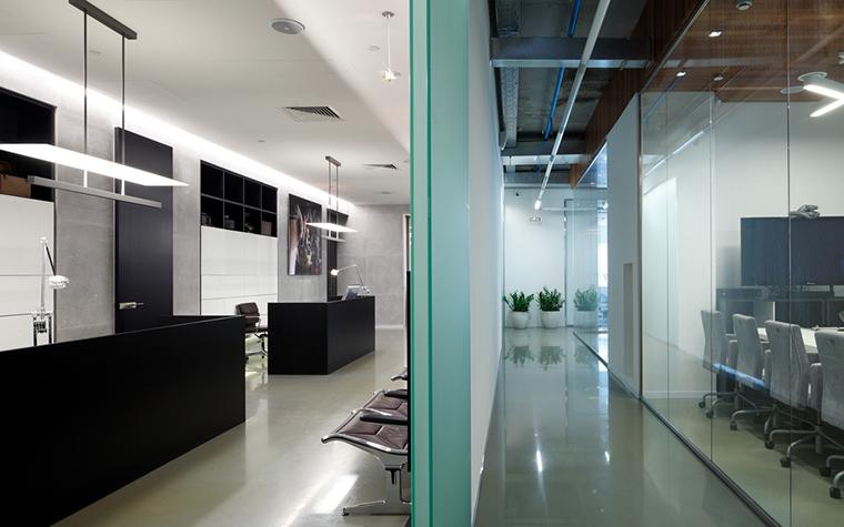 Дизайн офиса. офисы из проекта , фото №20918