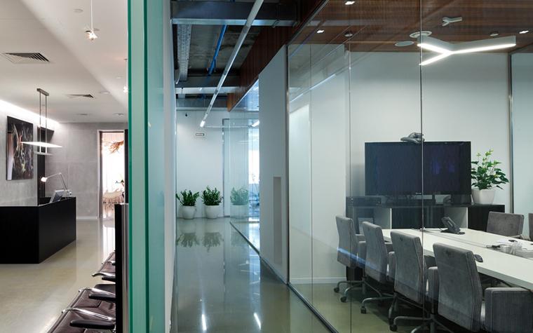 Дизайн офиса. офисы из проекта , фото №20919