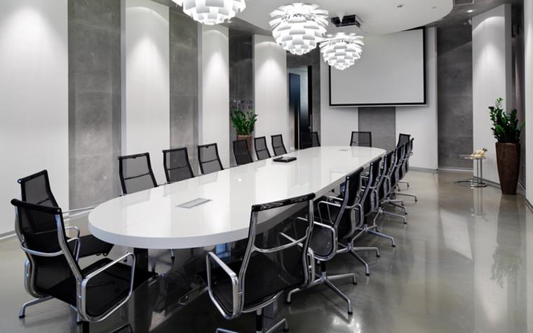Дизайн офиса. офисы из проекта , фото №20920