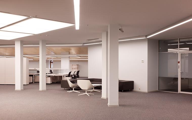 Фото № 21055 офисы  Дизайн офиса