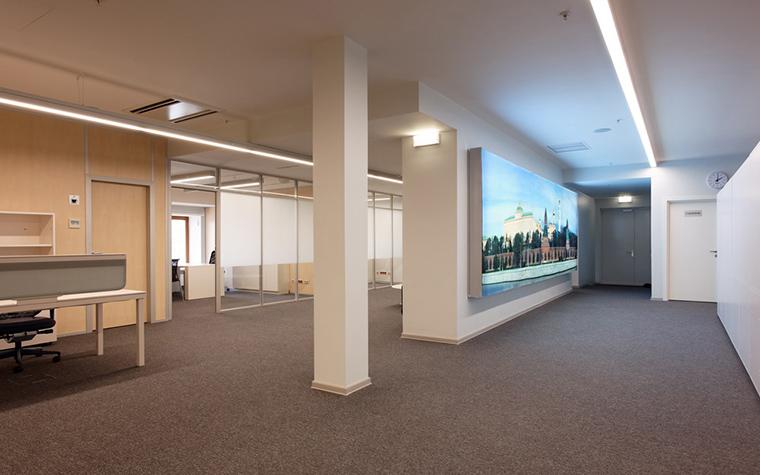 Фото № 21058 офисы  Дизайн офиса