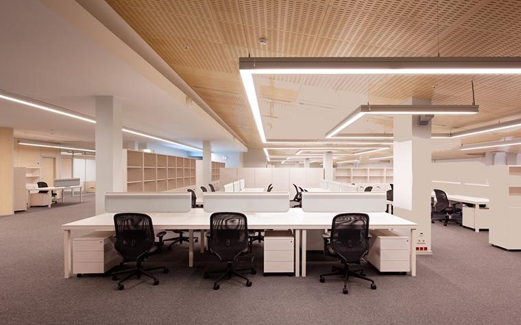 Фото № 21041 офисы  Дизайн офиса