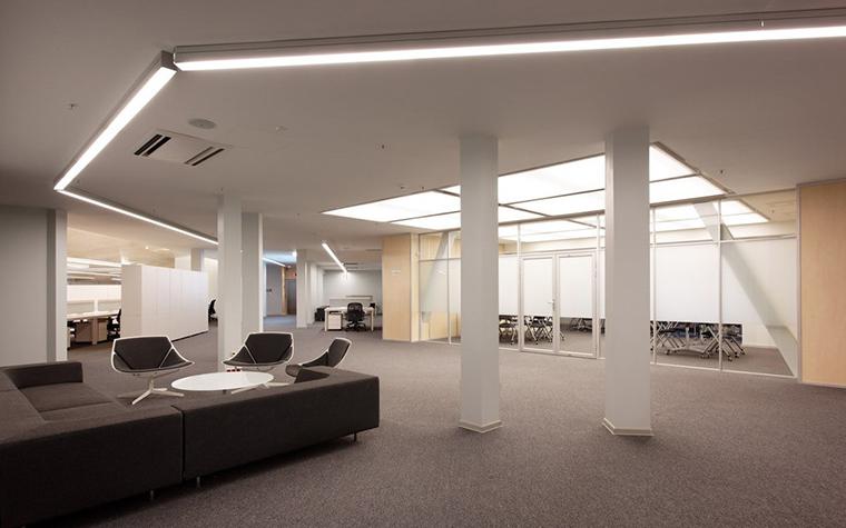 Фото № 21044 офисы  Дизайн офиса