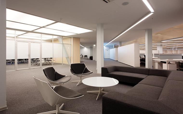 Фото № 21048 офисы  Дизайн офиса
