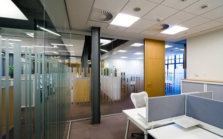 Дизайн офиса. офисы из проекта , фото №21518