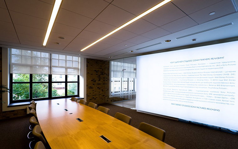 Дизайн офиса. офисы из проекта , фото №21519