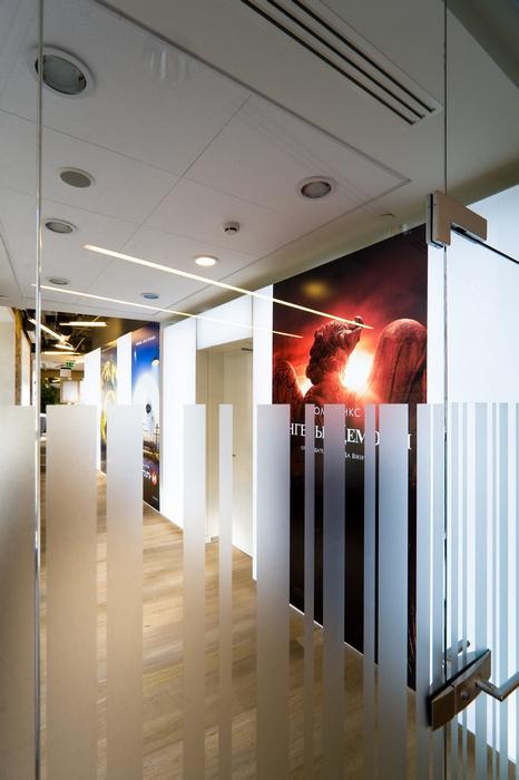 Дизайн офиса. офисы из проекта , фото №21520