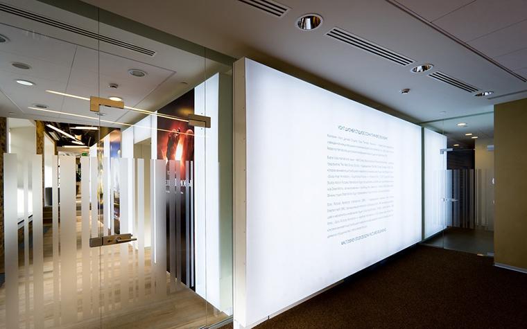 Дизайн офиса. офисы из проекта , фото №21521