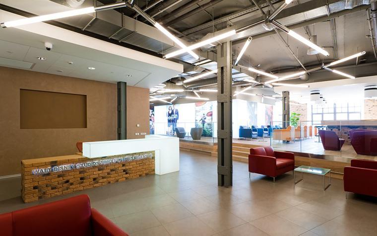 Дизайн офиса. офисы из проекта , фото №21523