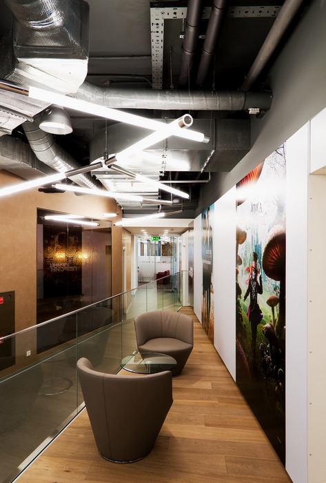 Дизайн офиса. офисы из проекта , фото №21524