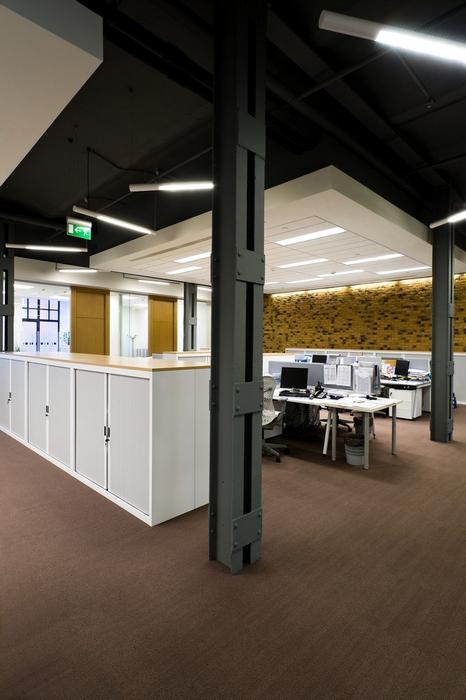 Дизайн офиса. офисы из проекта , фото №21510