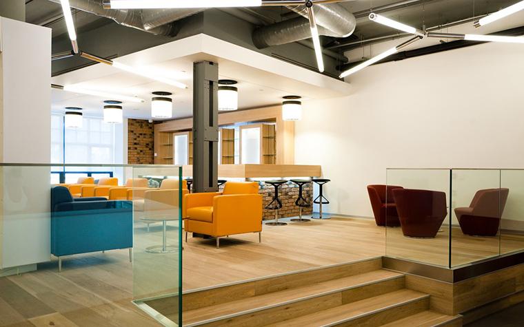 Дизайн офиса. офисы из проекта , фото №21528