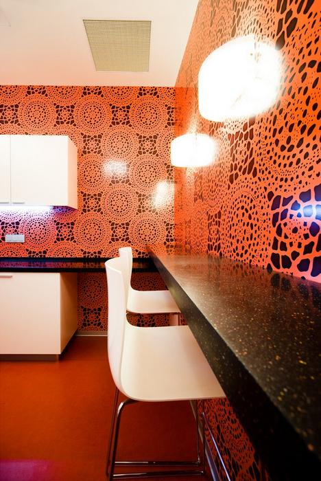Дизайн офиса. офисы из проекта , фото №21529