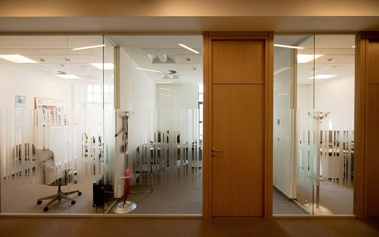 Дизайн офиса. офисы из проекта , фото №21530