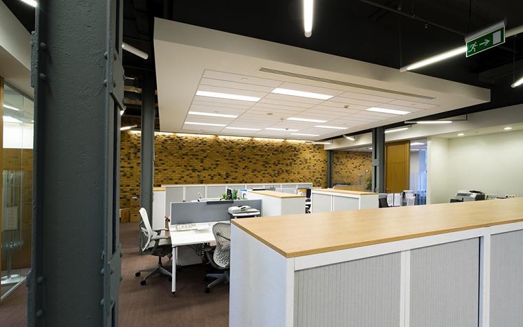 Дизайн офиса. офисы из проекта , фото №21511