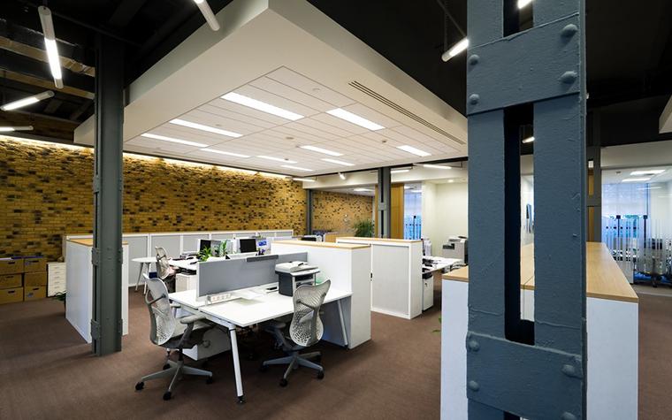 Дизайн офиса. офисы из проекта , фото №21512