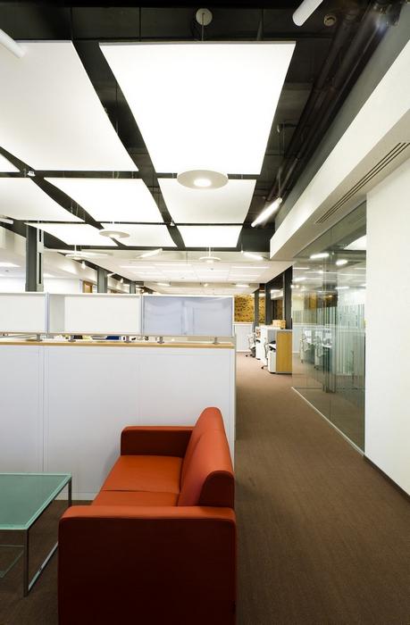 Дизайн офиса. офисы из проекта , фото №21513