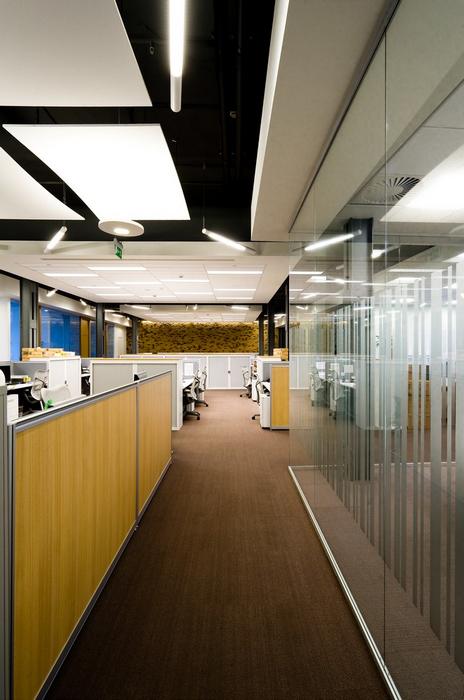 Дизайн офиса. офисы из проекта , фото №21515