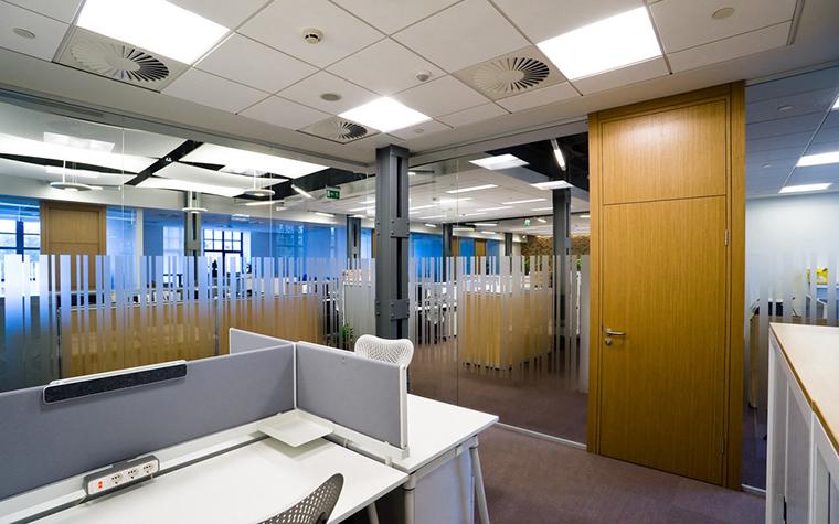 Дизайн офиса. офисы из проекта , фото №21517