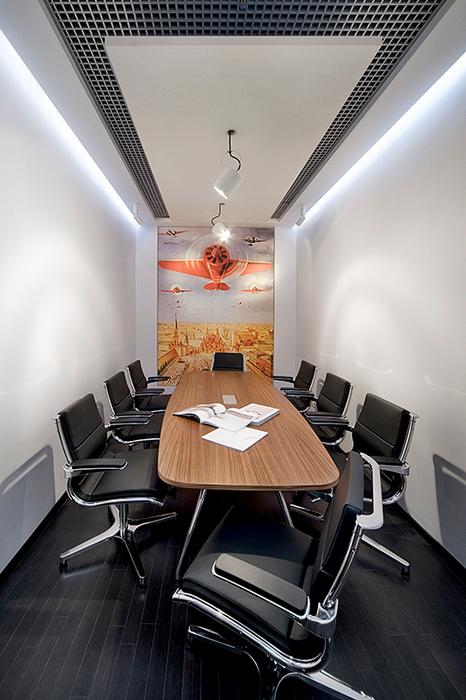 Дизайн офиса. офисы из проекта , фото №21605