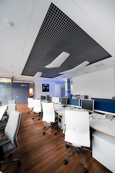 Дизайн офиса. офисы из проекта , фото №21614