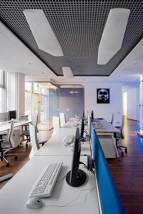 Дизайн офиса. офисы из проекта , фото №21615