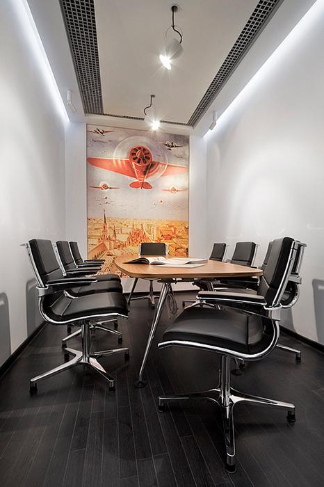 Дизайн офиса. офисы из проекта , фото №21606