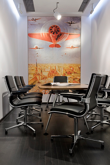Дизайн офиса. офисы из проекта , фото №21607