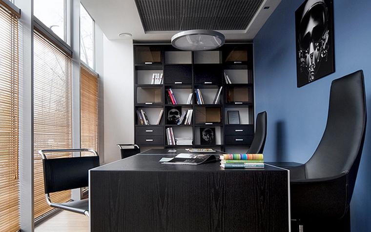 Дизайн офиса. офисы из проекта , фото №21608