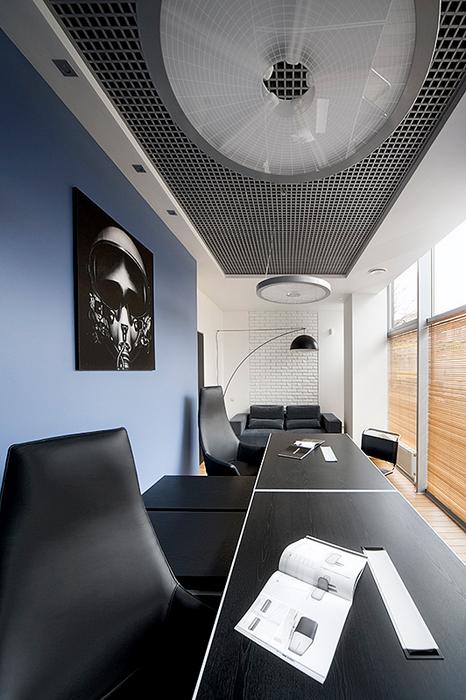 Дизайн офиса. офисы из проекта , фото №21609