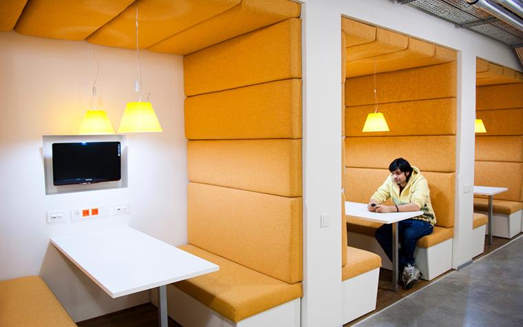 Фото № 21844 офисы  Дизайн офиса