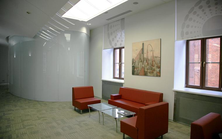 Дизайн офиса. офисы из проекта , фото №22198