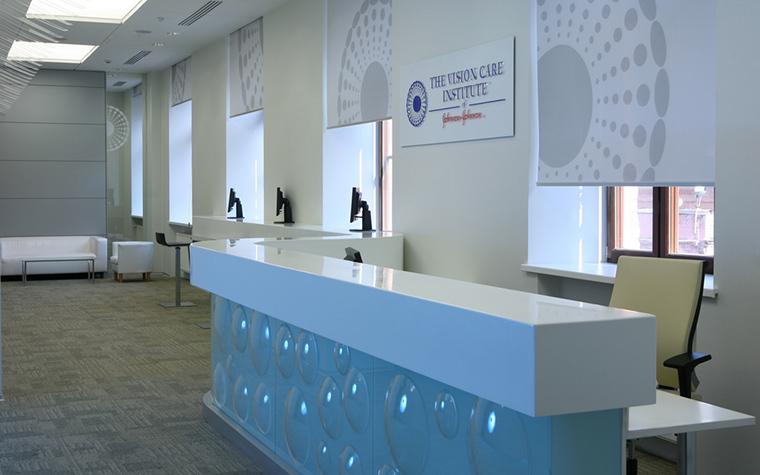 Дизайн офиса. офисы из проекта , фото №22193