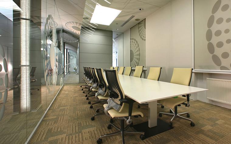 Дизайн офиса. офисы из проекта , фото №22195