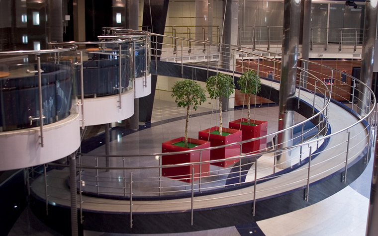 Дизайн офиса. офисы из проекта , фото №22741